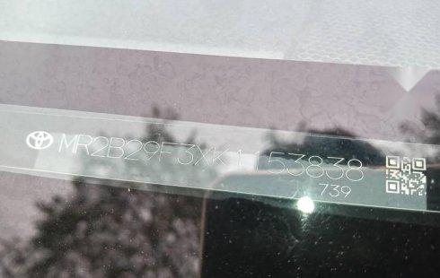 Toyota Yaris 2019 1.5 S Sedan Mt