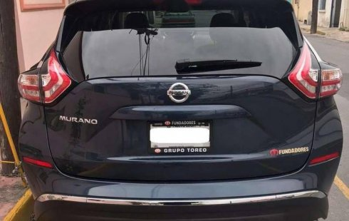 NISSAN MURANO EXCLUSIVE CVT AWD 2019