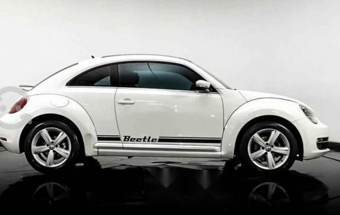 17885 - Volkswagen Beetle 2016 Con Garantía At