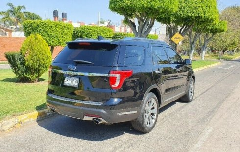 Ford Explorer Limited 2018, impecable