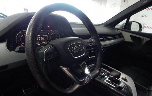 Audi Q7 2016 3.0 V6 S Line 7 Pasajeros At