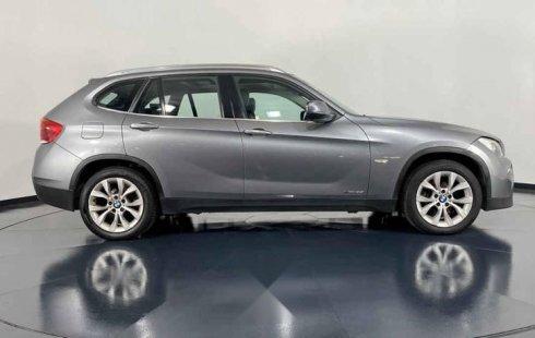 36898 - BMW X1 2012 Con Garantía At