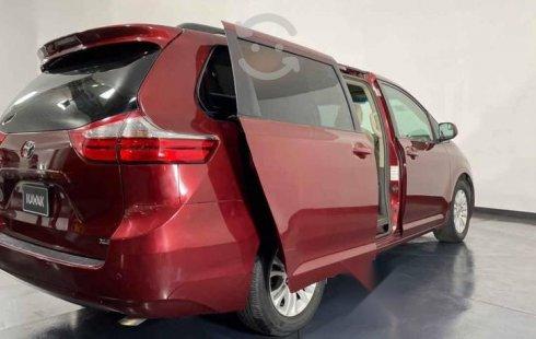 37541 - Toyota Sienna 2015 Con Garantía At