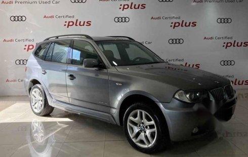 BMW X3 2010 5p 3.0siA M Sport aut