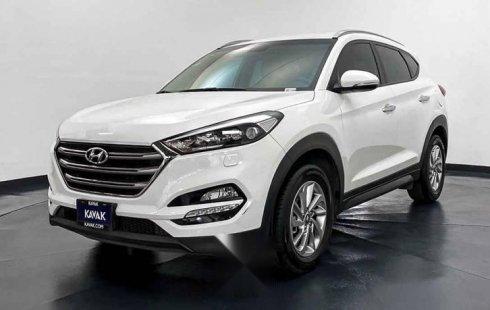 21834 - Hyundai Tucson 2017 Con Garantía At