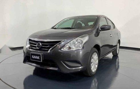 37739 - Nissan Versa 2016 Con Garantía Mt