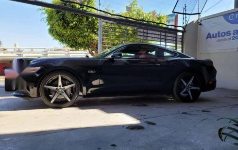 Ford Mustang GT V8 5.0 Coupe 2015