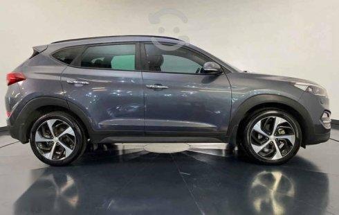 37726 - Hyundai Tucson 2017 Con Garantía At