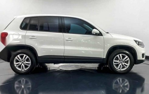 33888 - Volkswagen Tiguan 2017 Con Garantía At