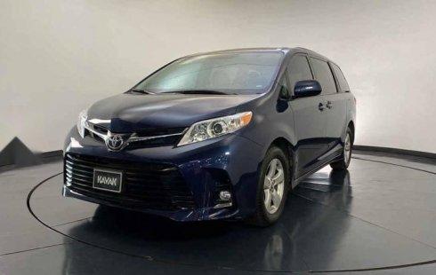37830 - Toyota Sienna 2019 Con Garantía At