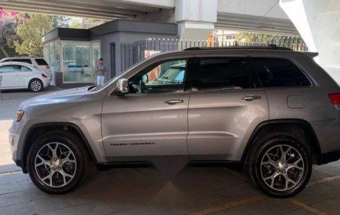 Jeep Grand Cherokee 2019 3.6 V6 Limited Lujo 4x2