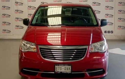 Chrysler Town & Country 2014 3.6 Lx At