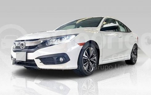 Honda Civic 2017 1.5 Turbo Plus Sedan Piel Cvt