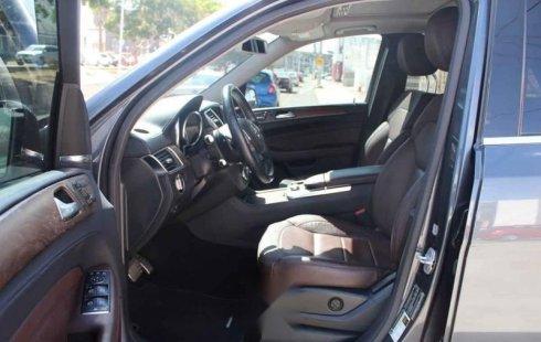 Mercedes-Benz Clase M 2015 5p ML 400 Sport AMG V6/
