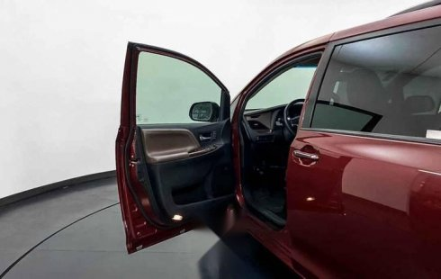 33709 - Toyota Sienna 2017 Con Garantía At