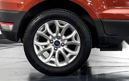 30466 - Ford Eco Sport 2017 Con Garantía At