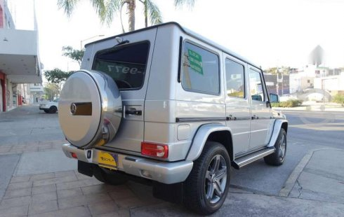 2016 MERCEDES BENZ G500 FACTURA ORIGINAL