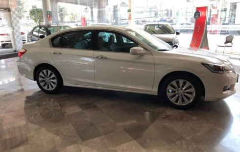 Honda Accord 2015 2.4 L4 EXL Sedan Piel At