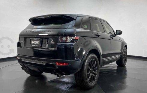 35053 - Land Rover Range Rover Evoque 2015 Con Gar