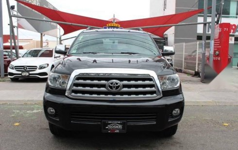 Toyota Sequoia 2013 5p Limited aut a/a R-20 piel q