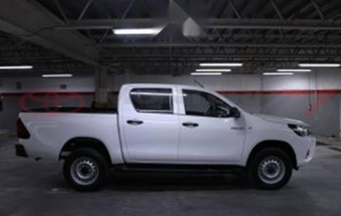 Toyota Hilux 2019 2.7 Base Doble Cabina Mt