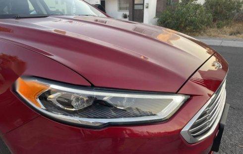 Ford sedan fusión 2017