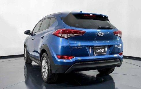 37658 - Hyundai Tucson 2016 Con Garantía At