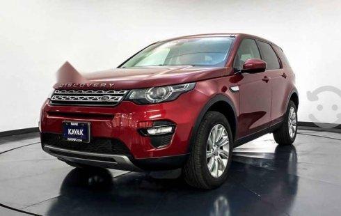 27127 - Land Rover Discovery Sport 2015 Con Garant