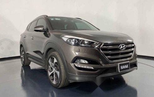38691 - Hyundai Tucson 2017 Con Garantía At
