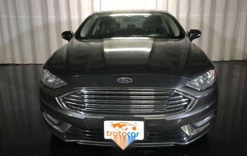 Ford Fusion SE Adv. 2017 Negociable con Garantia
