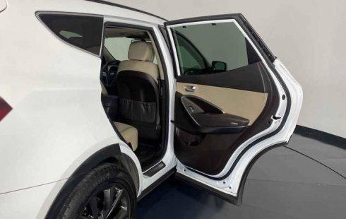 39237 - Hyundai Santa Fe 2017 Con Garantía At
