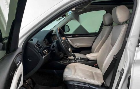 37521 - BMW X3 2016 Con Garantía At