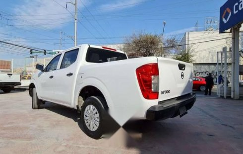 Nissan, NP300, Doble Cabina, Pickup, 2018