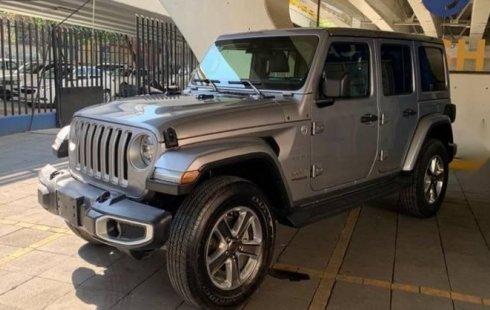Jeep Wrangler 2019 3.6 V6 Unlimited Sahara 4x4 At