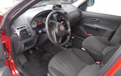 Fiat Palio, Paseos de Churubusco, CDMX
