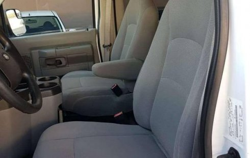 Ford E-350 XL Único Dueño 16% IVA DESGLOSADO!!