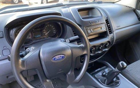 Ford Ranger XL 4cil con clima
