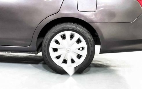 38278 - Nissan Versa 2016 Con Garantía Mt