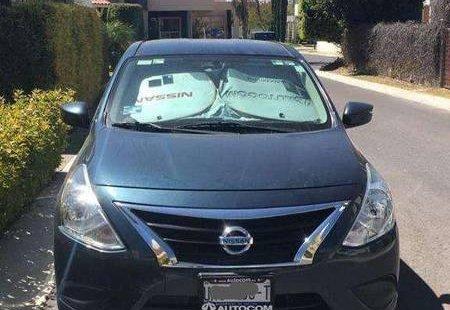 Nissan Versa SE 2016