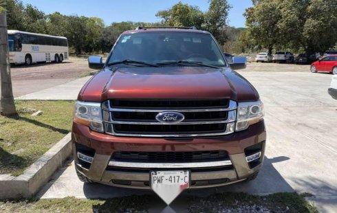 Ford Expedition King Ranch factura de agencia