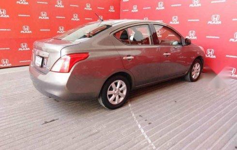 Nissan Versa 2014 4p Advance L4/1.6 Man