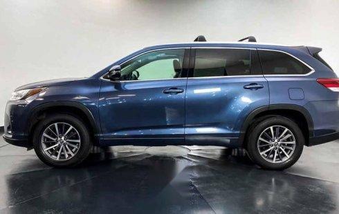 31229 - Toyota Highlander 2017 Con Garantía At