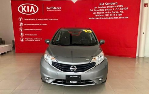 Nissan Note 2015 1.6 Advance At