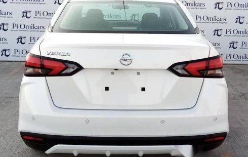 Nissan Versa 2020 1.6 Advance Mt