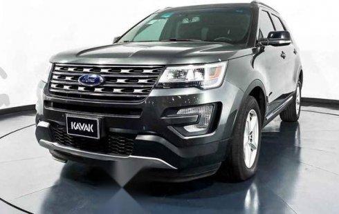 39124 - Ford Explorer 2016 Con Garantía At