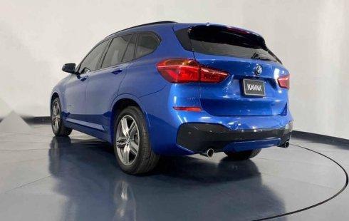 40613 - BMW X1 2017 Con Garantía At