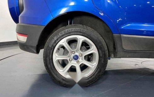 40589 - Ford Eco Sport 2018 Con Garantía Mt