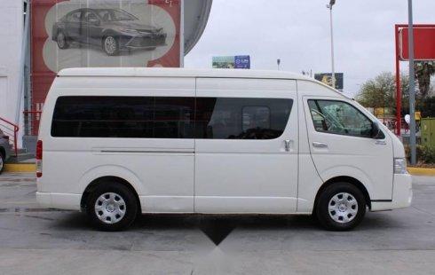 Toyota Hiace 2019 2.7 GL 15 pasajeros Mt