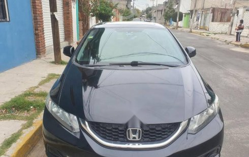 Civic ex-l sedan