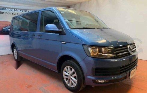 Volkswagen Transporter 2017 5p TDI L4/2.0/T Aut 8/